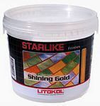 LITOKOL Shining Gold (200г.) для Starlike